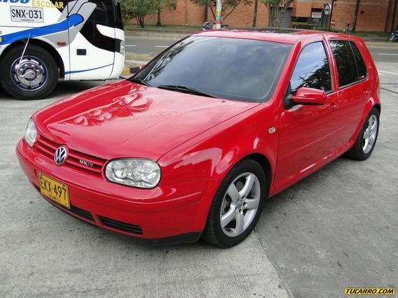 Volkswagen Golf Gti T/m Full Equipo 1800 Cc