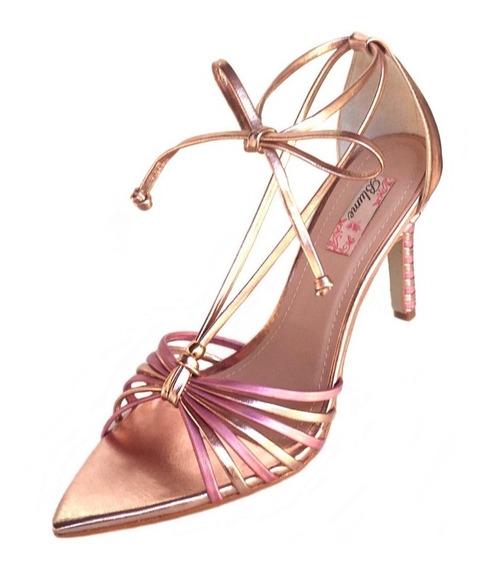 Sandália Sofist Twilight Ouro Rosê/rosa