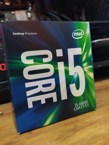 Kit Processador I5 6600 E Placa Mae H110m S2ph