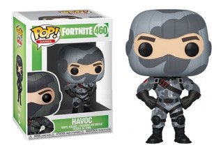 Muñeco Funko Pop Fortnite Havoc 460 Original!!