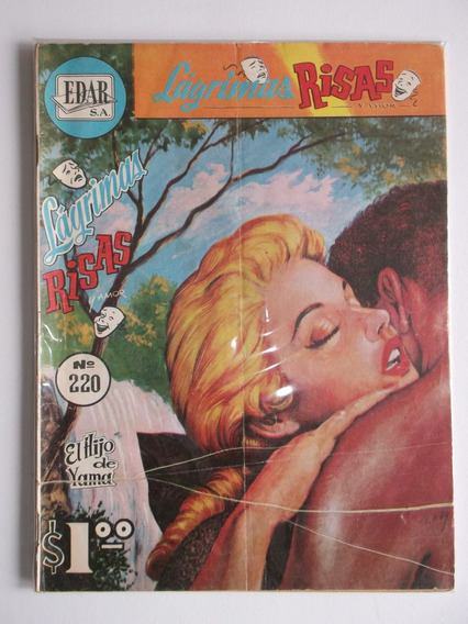 Lágrimas Risas Y Amor # 220 Edar Enero 1967