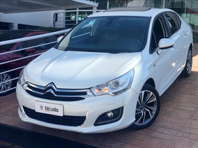 Citroën C4 Lounge 1.6 Thp Exclusive Bva