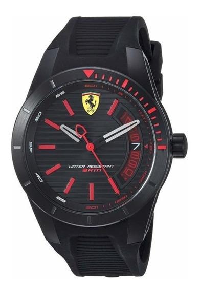 Relógio Masculino Ferrari 830428 Importado Original