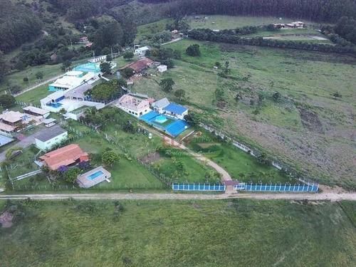 Imagem 1 de 12 de Chácara Com 3 Dormitórios À Venda, 5000 M² Por R$ 750.000,00 - Caçapava Velha - Caçapava/sp - Ch0354