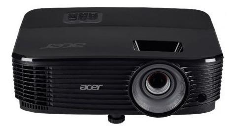 Projetor Acer X1123h Preto 3600 Lumens! Parcele Sem Juros!
