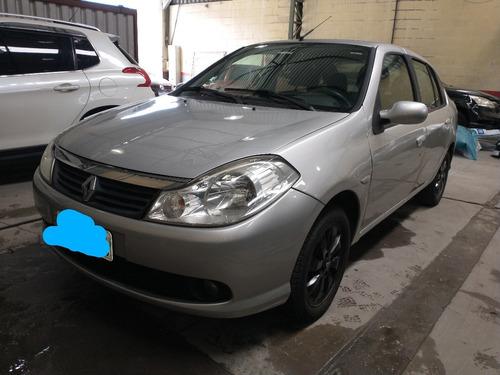 Renault Symbol 2011 1.6 16v Privilège Hi-flex 4p