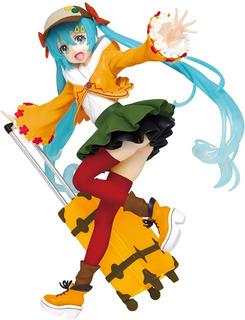 Figura Hatsune Miku Original Autumn Wearing Ver Renewal
