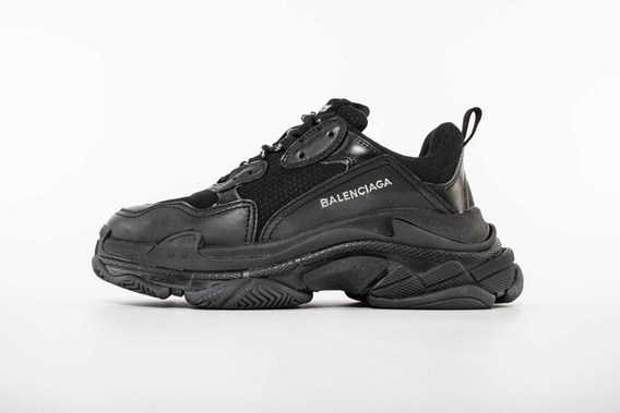 Zapatillas Balenciaga Triple S Negra