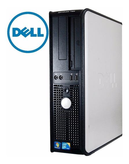 Pc Dell 380 Core 2 Duo E8300/ 4gb Ddr3 / Sem Hd