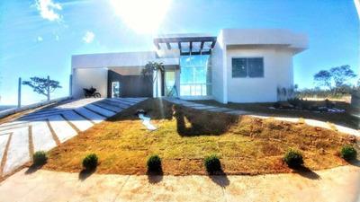 Casa Nova Estilo Moderno Em Condomínio Fechado. - 3101