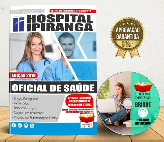 Apostila Oficial De Saúde 2019 - Hospital Ipiranga São Paulo