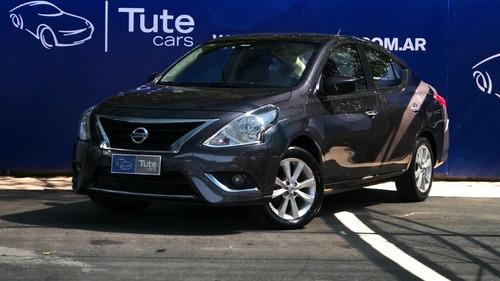Nissan Versa Advance - Tute Cars Eric