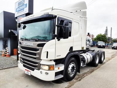 Scania P 360 2014 Truck (6x2) Cambio Automatico, C Retarder