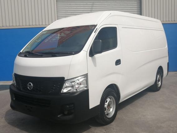 Nissan Urvan 2.5 Panel Amplia Aapack Seg Die Mt 2016