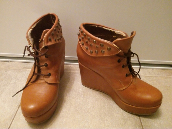 Zapatos Con Plataforma Lucerna