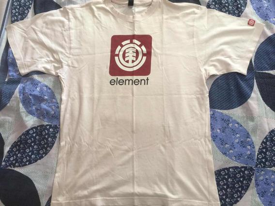 Camisa Element Rosa M