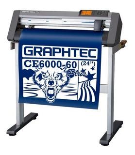 Plotter De Corte Graphtec Ce6000-60 Plus Con Pedestal