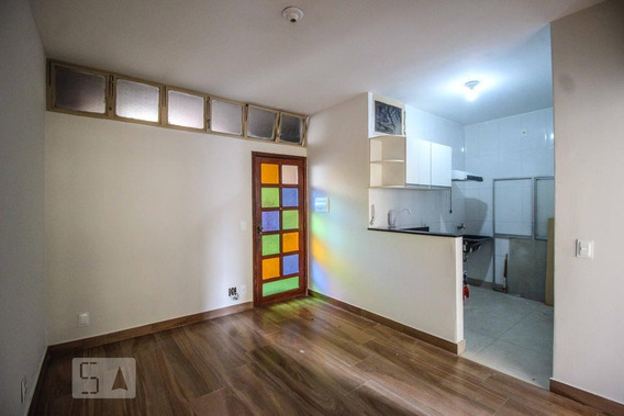 Apartamento Para Aluguel - Centro, 2 Quartos, 50 - 893037257