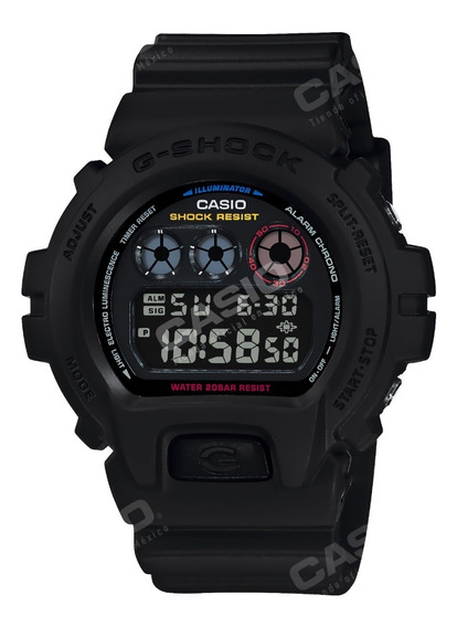 Reloj Casio G-shock Especial De Color Dw-6900bmc-1