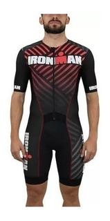 Macaquinho Triathlon Duathlon Edição Limitada Iron Man Tt