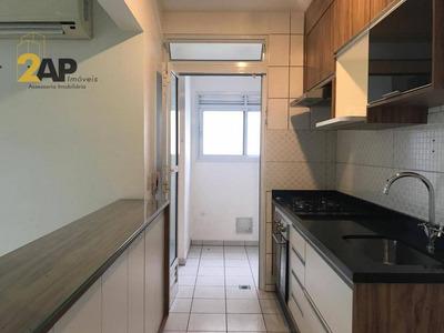 Apartamento Com 3 Dormitórios Para Alugar, 69 M² Por R$ 2.350/mês - Vila Andrade - São Paulo/sp - Ap1415