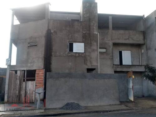 Imagem 1 de 5 de Sobrado Com 3 Dormitórios À Venda, 238 M² Por R$ 375.000,00 - Villa Di Cesar - Mogi Das Cruzes/sp - So0027
