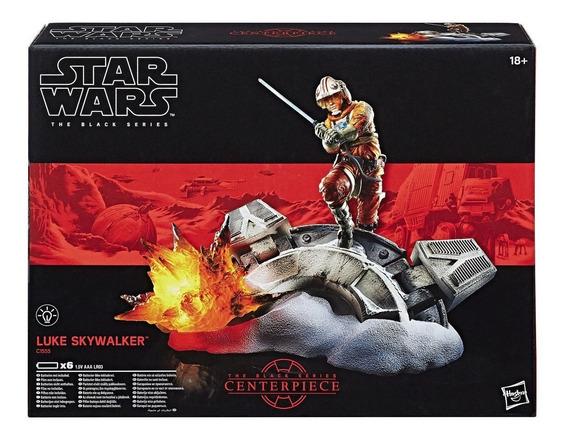 Luke Skywalker Centerpiece Black Series Hasbro Star Wars