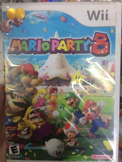 Jogo Nintendo Wii Mario Party 8