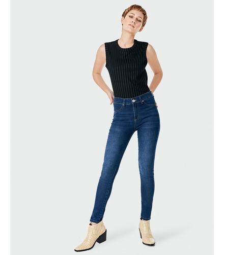 Pantalon Jean Mujer Chupin Jegging Dover Grant Kosiuko