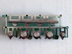 Knobs Régua De Funções Mini System Toshiba Mc-852mp3