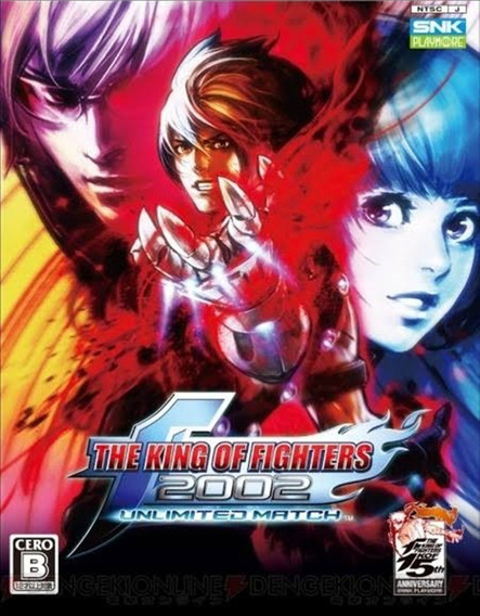 The King Of Fighters 2002 Unlimited Match Pc Digital