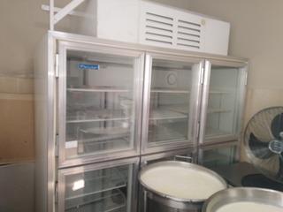 Refrigerador 6 Puertas Nieto