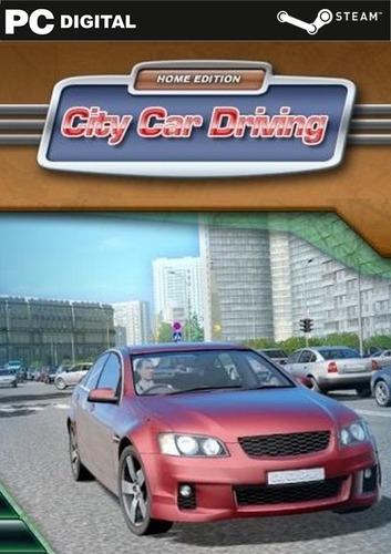 City Car Driving Pc Español Simulador De Conducción Original