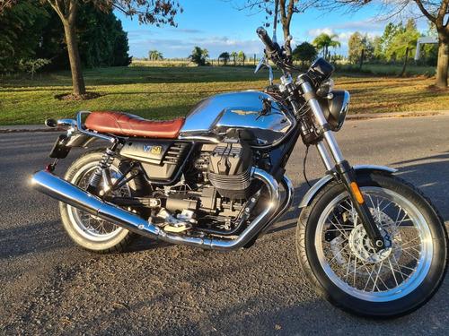 Moto Guzzi V7 Iii 50 Aniversario