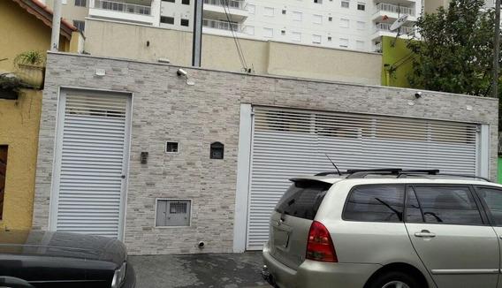 Casa Residencial À Venda, Tatuapé, São Paulo. - Ca0490