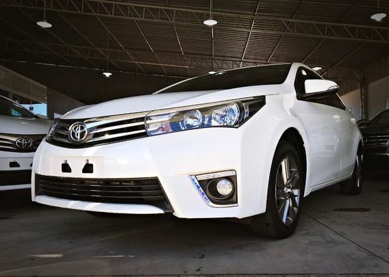 Toyota Corolla Gli Upper 16v Aut. 1.8. Branco 2016/17