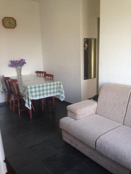 Apartamento Em Mauá, Jaguariúna/sp De 68m² 2 Quartos À Venda Por R$ 180.000,00 - Ap569408