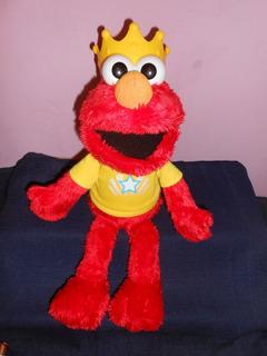 Peluche De Elmo Lets Imagine Imaginemos De Hasbro 26 Cms