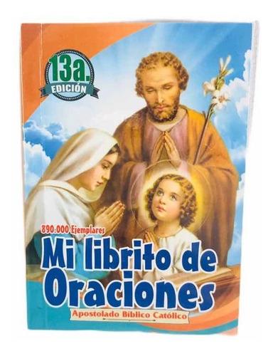 Mi Librito De Oraciones Católico