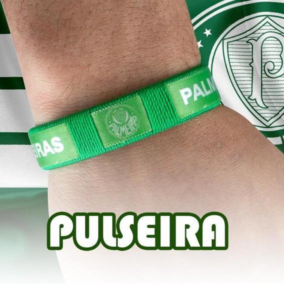 Pulseira Torcedor Palmeiras - Pulseira Torcedor Palmeiras