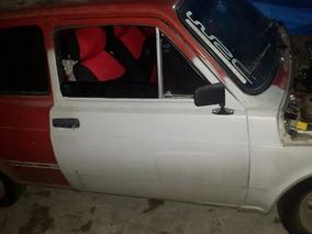 Fiat 147 Chocado