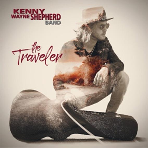Cd Kenny Wayne Shepherd Band-the Traveler 2019 *blues Rock