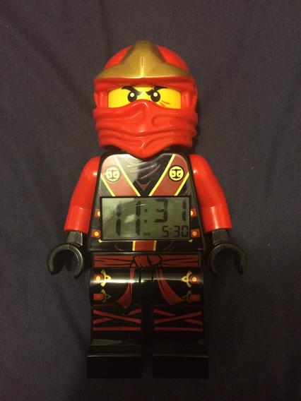 Reloj Lego Ninja Go Usado En Buen Estado Y Con Pilas