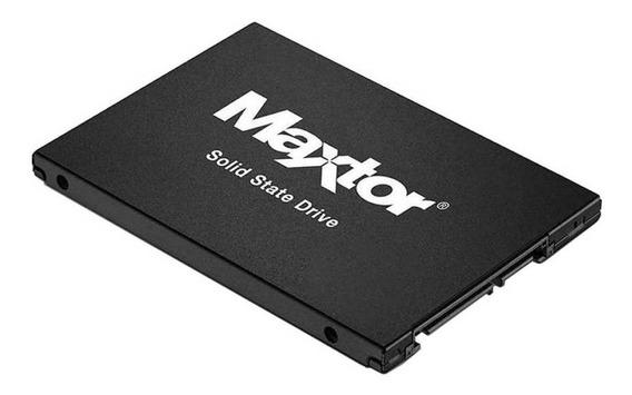 Disco sólido interno Maxtor Z1 YA240VC1A001 240GB