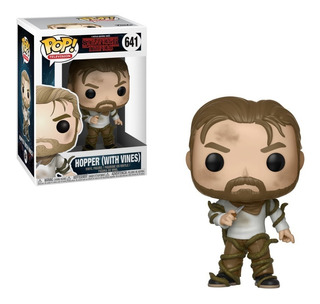 Funko Pop Hopper Stranger Things Original Oferta