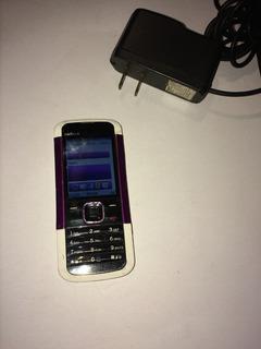 Celular Nokia 5000 Original Fino Compacto