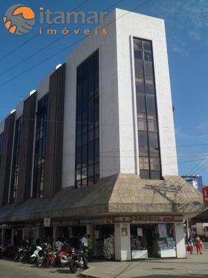 Salas Comerciais De 100m² A Venda No Centro De Guarapari - Sa00016 - 4758180