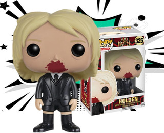 Funko Pop American Horror Story Holden 325 Funkopop Z