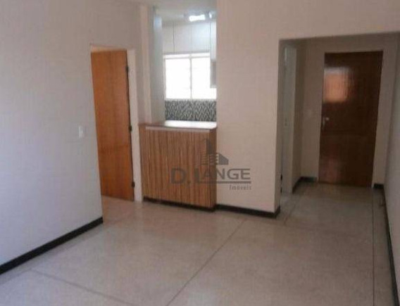 Apartamento Com 1 Dormitório À Venda, 40 M² Por R$ 230.000 - Jardim Chapadão - Campinas/sp - Ap17435