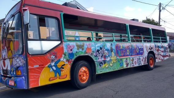 Ônibus Trenzinho Carreta Bonde Da Alegria